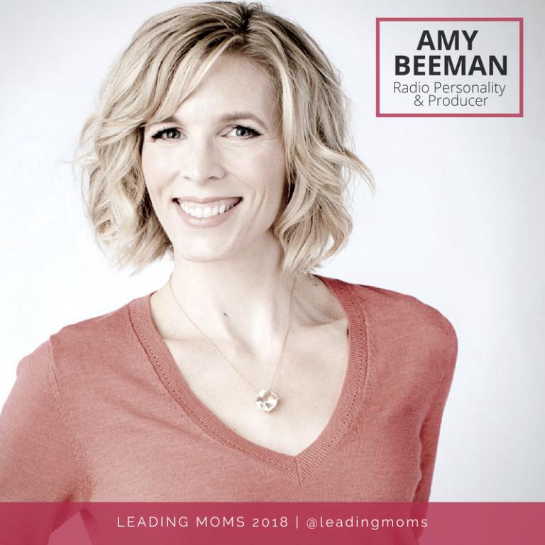 Amy Beeman with name