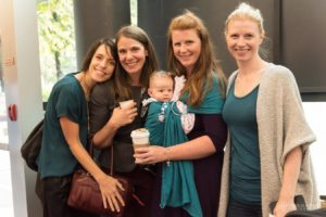 Group of 4 plus baby - LM2016