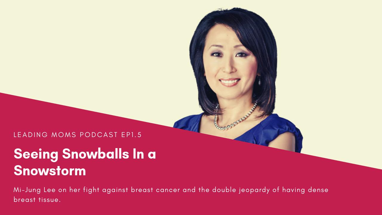 Mi-Jung Lee - Leading Moms Podcast